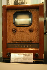 Moskvich T1: one of the first soviet TV