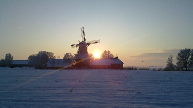 Mill in snowy Friesland.jpg