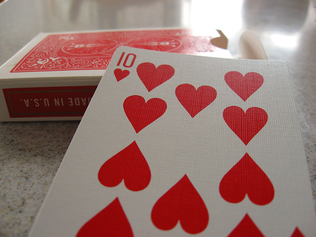 Image result for TEN of Hearts