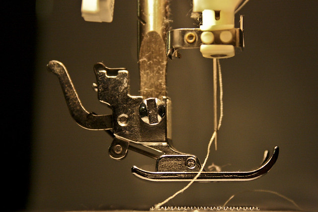29. Sewing: A creative mess is better than tidy idleness