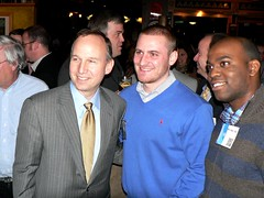 governor markell poses