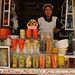 Bolivian Fruit Juice Stand