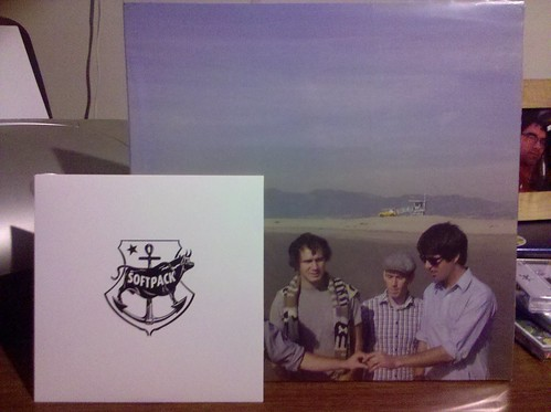 "Soft Pack s/t LP & Answer To Yourself 7"" by factportugal"