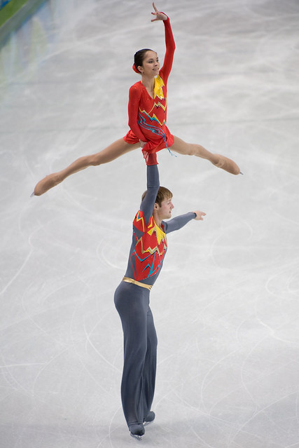 Olympic Figure Skating Pairs