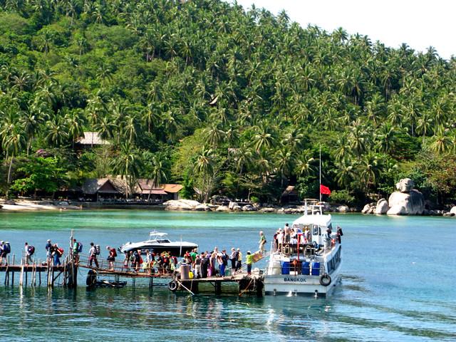 Isla Koh Tao Tailandia