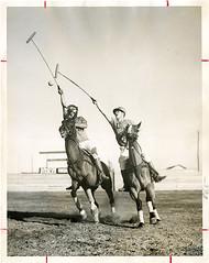 University of Miami polo players, 1950