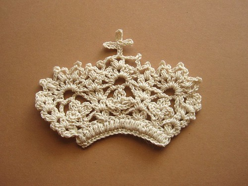 Free King Crown Crochet Pattern : Related: Queen Crown Pattern , King Crown Patterns ...