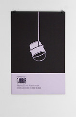 CARRIE screen print