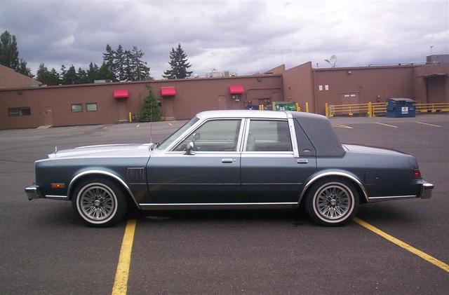 1985 Chrysler Fifth Avenue Value
