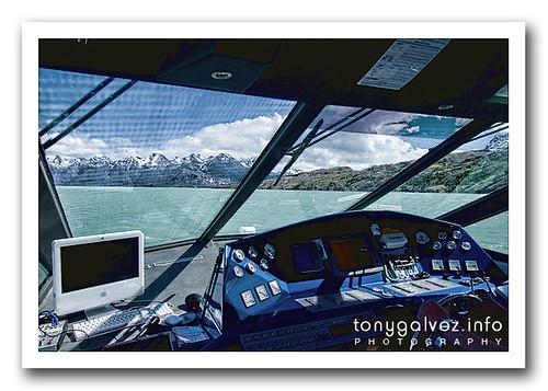 glaciar Viedma, El Chaltén