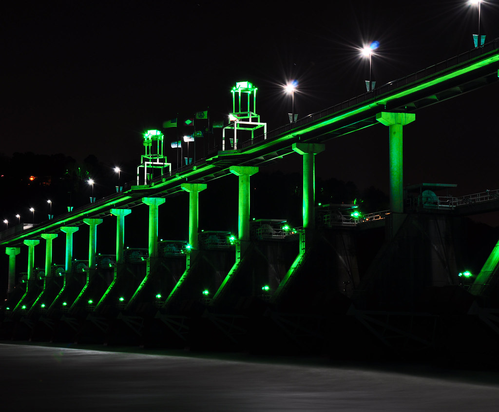Big Dam St. Patrick's Day