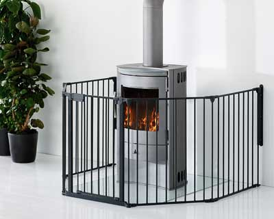 BabyDan Hearth Gate Fire Guard Flickr Photo Sharing