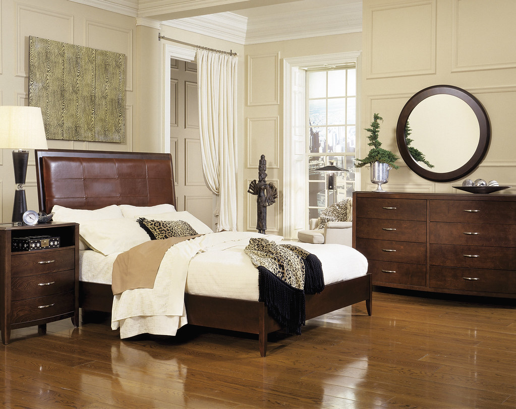 Ap industries   sorrento collection adult bedroom / chambre à ...