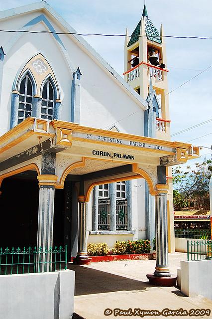 Coron Church