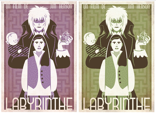 LABYRINTH french