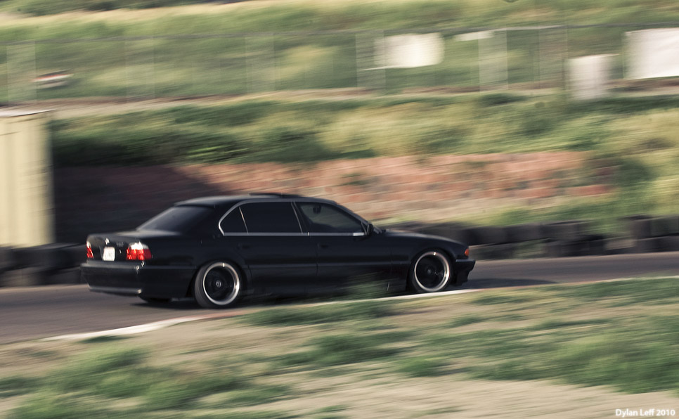 Does Anyone Know The Drop Specs On This E38