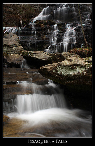 usa sc water waterfall southcarolina oconeecounty issaqueenafalls