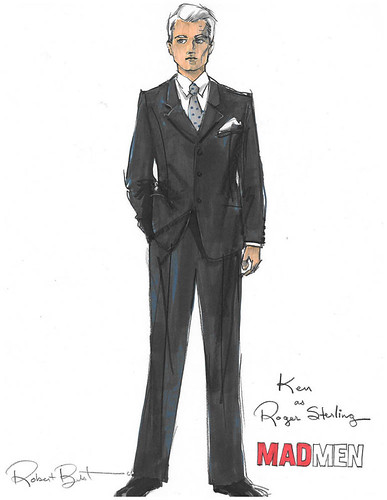 MadMenRogerSterlingsketch
