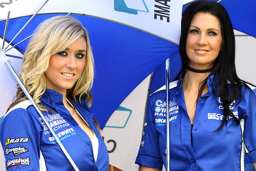 Bikes & Babes - MCE Insurance BSB Brands Hatch!
