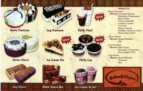 Cream N Bake Cake Prices