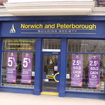 Norwich and Peterborough Building Society, Church Street, Cromer