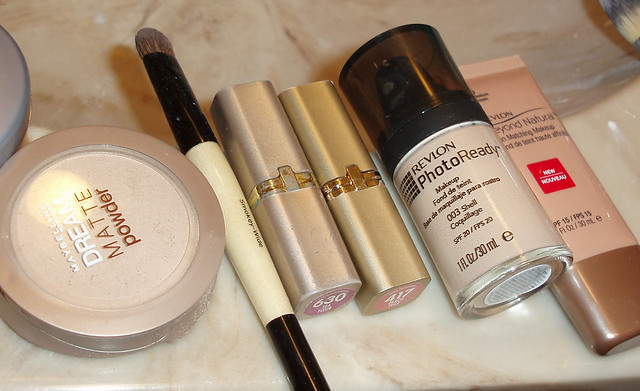 Natural Drugstore Makeup Dark Skin