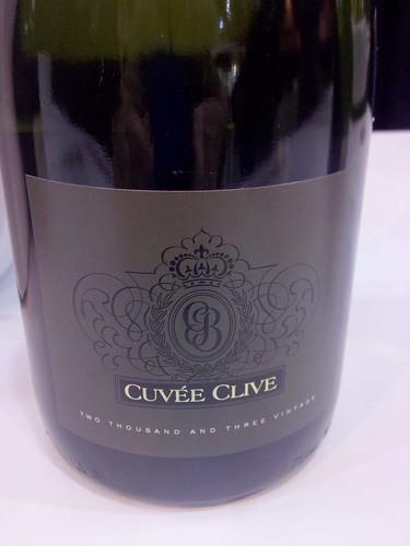 2003 Graham Beck Cuvee Clive