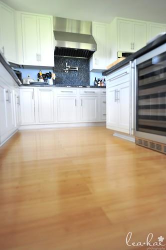 bamboo flooring in kitchen in kitchen 300 floor mats. Black Bedroom Furniture Sets. Home Design Ideas