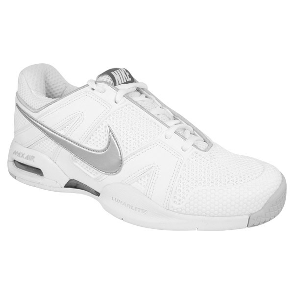 best loved 88ce3 5d170 ... Nike Air Max Courtballistec 2.3 Women s Tennis Shoes White   by  TennisExpress
