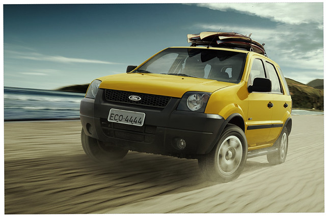 ford ecosport 4x4 praia 2 flickr photo sharing. Black Bedroom Furniture Sets. Home Design Ideas