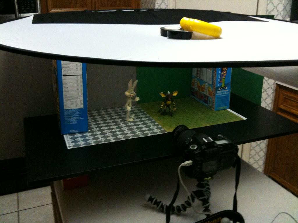 Bugs Bunny vs. Gremlin Setup