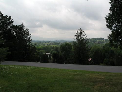 cemetery view tennessee greeneville andrewjohnsonnationalhistoricsite
