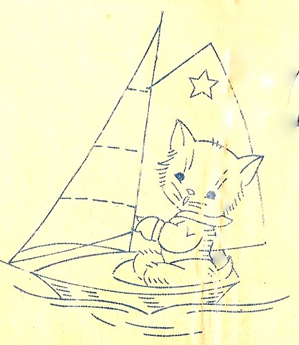 Sailing Kitty