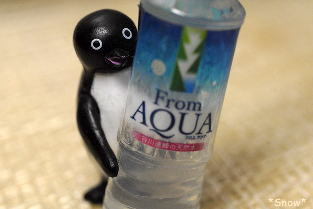 penguin Suica
