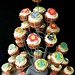 Christening Cupcake Tower for Felix ......