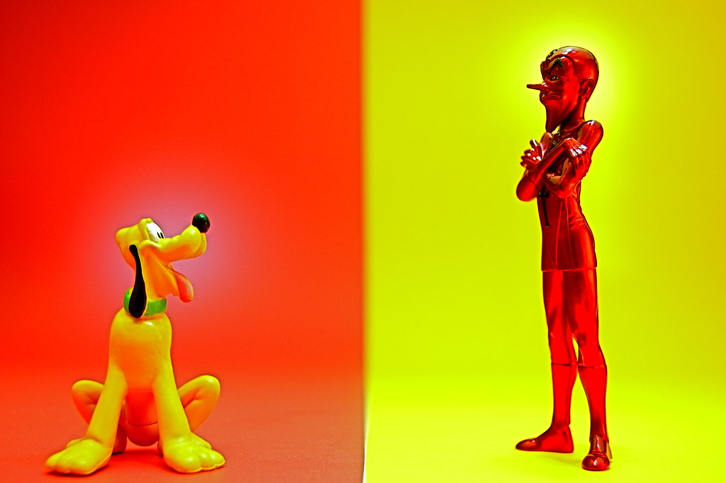 Pluto vs. Mercury (156/365)
