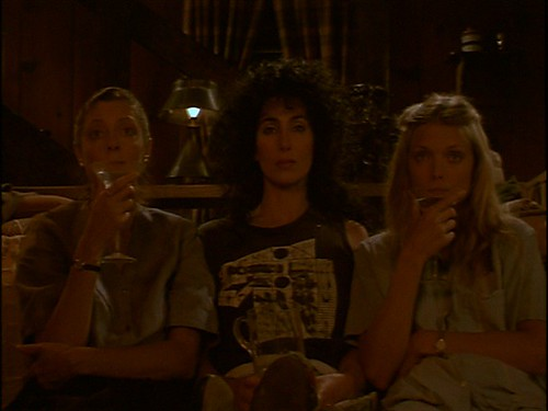 Bruja Icons: The Witches of Eastwick – Agent Lover's ...  Witches
