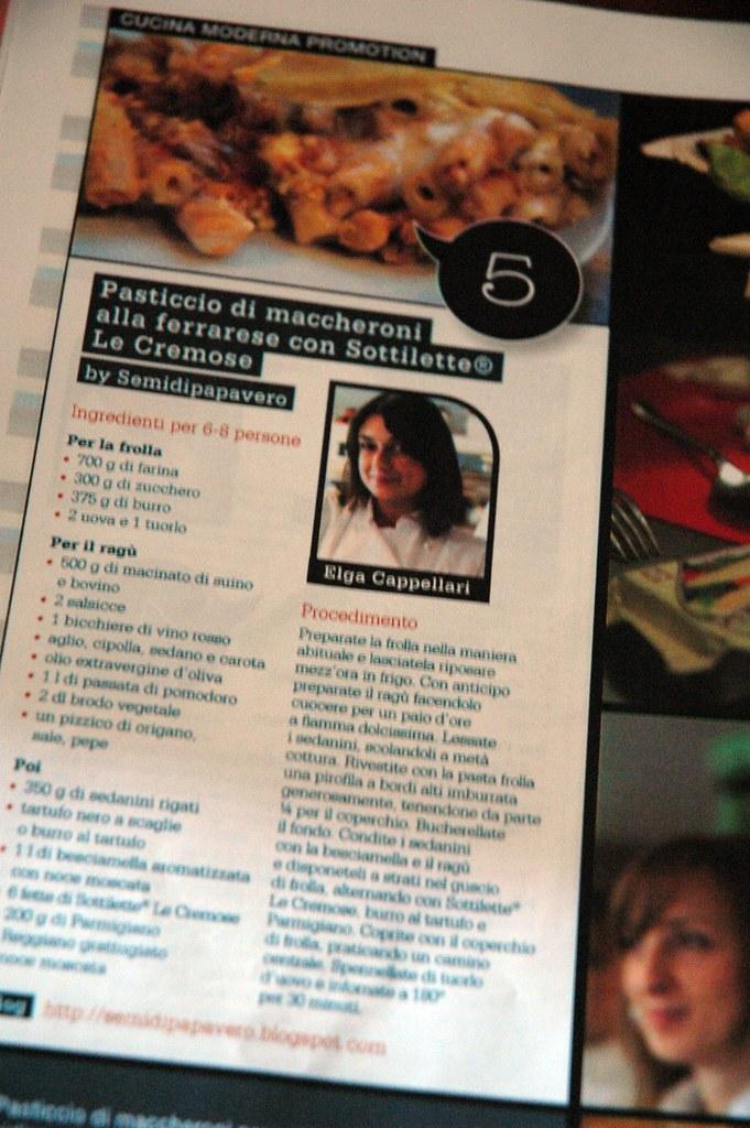 Cucina rivista cucina moderna for Abbonamento a cucina moderna