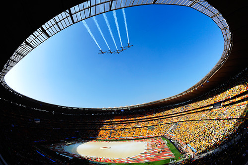 World Cup 2010 South Africa: Opening Ceremony
