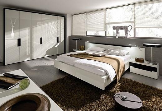 Interieur en design tips op 30 hedendaagse slaapkamers - Moderne design slaapkamer ...