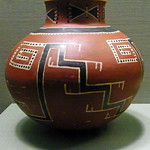 Ancient Pueblo Jar