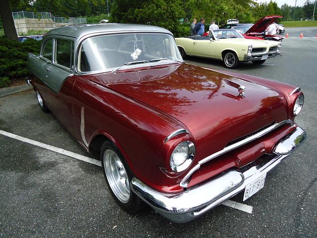 Flickriver photoset 39 pontiac gmc car show 2010 june for 1955 pontiac chieftain 4 door