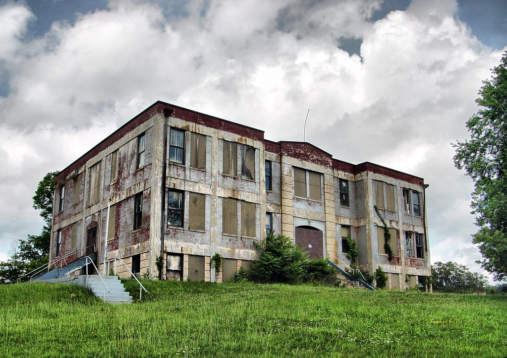 Old Cairo Wv High School This Would Have To Be One Of My