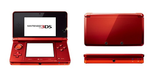 NINTENDO® 3DS (hardware)