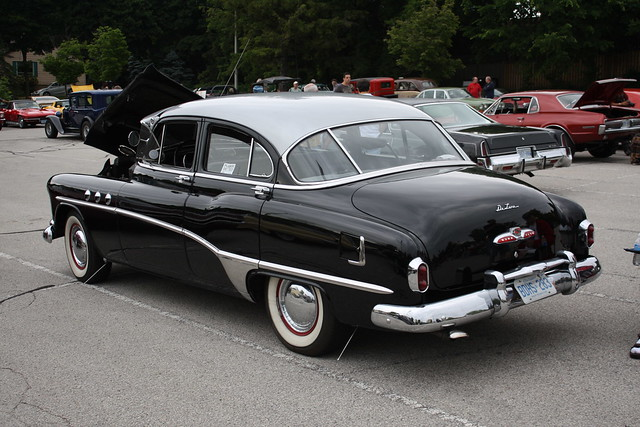 1951 buick special deluxe 4 door canadian flickr