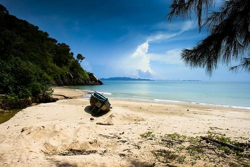 Thailand Beach Koh Lanta