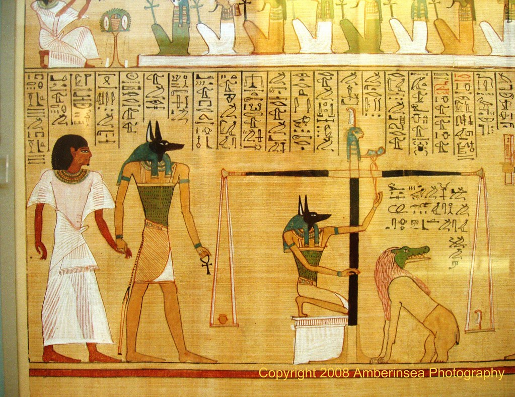 the egyptian book of the dead the papyrus of ani in the british museum