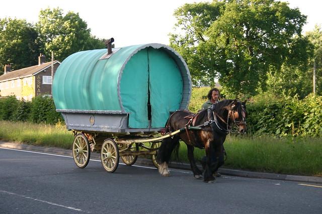 Original Horse Drawn Caravan  Flickr  Photo Sharing