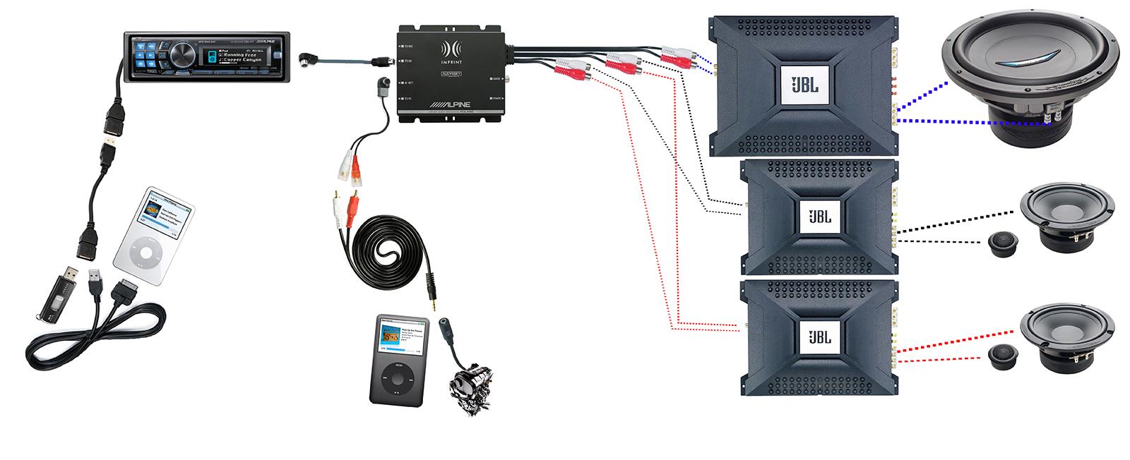 alpine cda 9884 wiring diagram   30 wiring diagram images