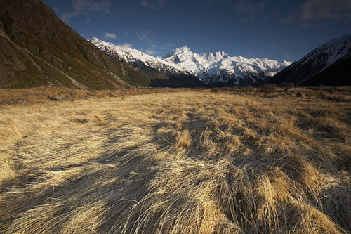Aoraki Mt Cook National Park (credit: The Hermitage)
